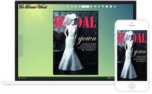 电子杂志制作软件哪个好-《婚纱相册》电子相册