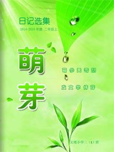 《萌芽》文理小学二(1)班日记选集电子书籍