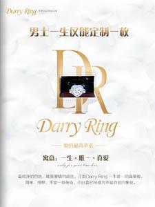 《Darry Ring》珠宝钻戒电子画册,电子宣传册