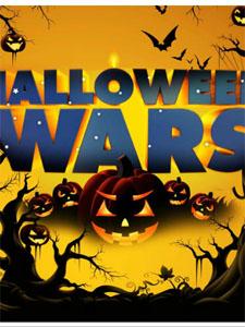 《Happy Halloween》万圣节快乐电子画册