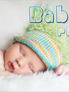 《婴儿相册》电子相册