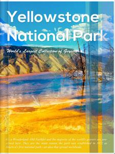《[美国]黄石国家公园》电子宣传册,电子样本