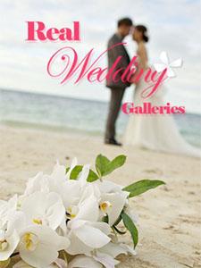 《婚纱照》html5微杂志